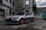 Audi RS5 mattgrey Forgiato Wheels Tuning 5 155x103 Audi RS5 mattgrey Forgiato Wheels Tuning (5)