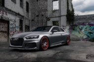 Audi RS5 mattgrey Forgiato Wheels Tuning 5 190x127 Saugeil   Neuer Audi RS5 in mattgrau auf Forgiato Wheels