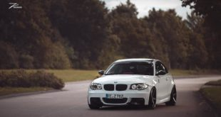 BMW E82 1er Coup%C3%A9 19 Zoll Z Performance ZP.SIX Tuning 1 310x165 BMW E82 1er (135i) mit Clinched Widebody Kit & SevenK Wheels