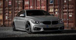 BMW F36 4er 19 Zoll ZP.SIX Tuning 3 310x165 Dezent   Z Performance ZP2.1 Wheels am BMW F20 M140i