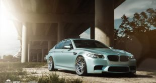 BMW M5 F10 Limousine ADV05IS Felgen 21 Zoll Tuning 4 310x165 HRE R101LW Felgen in 20 Zoll am BMW M4 GTS Coupe