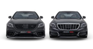 BRABUS 700 Mercedes S 63 4MATIC BRABUS 900 Maybach S 650 Tuning 3 310x165 Luxusliner   BRABUS 800 auf Basis Mercedes S63 4MATIC+