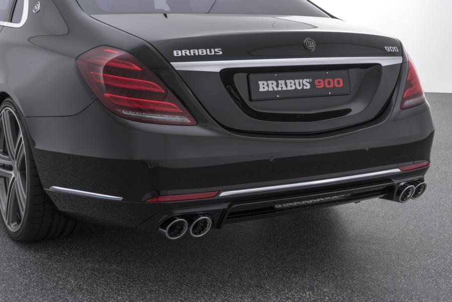 BRABUS 900 Mercedes Maybach S 650 Tuning 2018 13 Doppelt gut   BRABUS Mercedes S 63 4MATIC & Maybach S 650