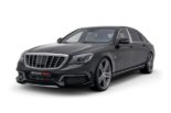 BRABUS 900 Mercedes Maybach S 650 Tuning 2018 5 155x103 Doppelt gut   BRABUS Mercedes S 63 4MATIC & Maybach S 650