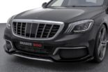BRABUS 900 Mercedes Maybach S 650 Tuning 2018 9 155x103 Doppelt gut   BRABUS Mercedes S 63 4MATIC & Maybach S 650