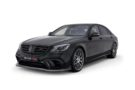 Brabus Mercedes S63 AMG W222 Tuning Facelift 2018 1 135x90 Doppelt gut   BRABUS Mercedes S 63 4MATIC & Maybach S 650