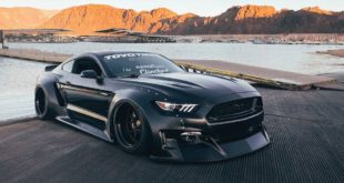 Clinched Widebody Ford Mustang GT Tuning 8 310x165 Radi8 R8CM9 Felgen und Clinched Bodykit am Audi RS7