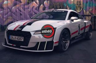 HOONIGAN Audi TT Clubsport Biturbo 600HP AWD 310x205 Video: HOONIGAN Audi TT Clubsport Biturbo 600HP AWD