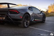 Lamborghini Huracan Performante PUR RS22 Tuning 3 190x127 Lamborghini Huracan Performante auf PUR RS22 Wheels