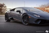 Lamborghini Huracan Performante PUR RS22 Tuning 7 190x127 Lamborghini Huracan Performante auf PUR RS22 Wheels