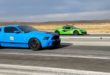 McLaren 570S vs. Ford Mustang Shelby GT500 110x75 Video: McLaren 570S vs. Ford Mustang Shelby GT500
