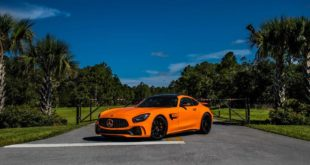 Mercedes AMG GT R Orange Beast 761 PS Renntech 2 310x165 714 PS & Vossen Wheels   RENNtech R2 Mercedes AMG GTS