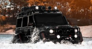 Mercedes Benz G500 4×4² Tuning Jon Olsson 2017 4 310x165 800 PS   der Mercedes Benz G500 4×4² von Jon Olsson