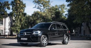 Mercedes GL X166 Bodykit Tuning Renegade Design 4 310x165 Toyota Land Cruiser 200 vom russischen Tuner Renegade Design