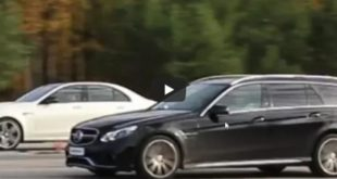 Old Mercedes E63 S Estate Needs 600 HP To Keep Up With 2018 Flagship 310x165 Video: Mercedes E63 AMG W213 vs. Tuning E63 AMG W212