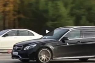 Old Mercedes E63 S Estate Needs 600 HP To Keep Up With 2018 Flagship 310x205 Video: Mercedes E63 AMG W213 vs. Tuning E63 AMG W212
