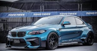 PSM Dynamic BMW M2 F87 Carbon Widebody Tuning 2 310x165 Jetzt doch   PSM Dynamic BMW M2 F87 Carbon Widebody