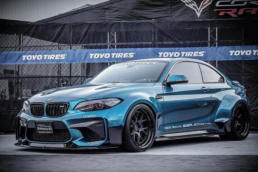 PSM Dynamic BMW M2 F87 Carbon Widebody Tuning 2 Jetzt doch PSM Dynamic BMW M2 F87 Carbon Widebody