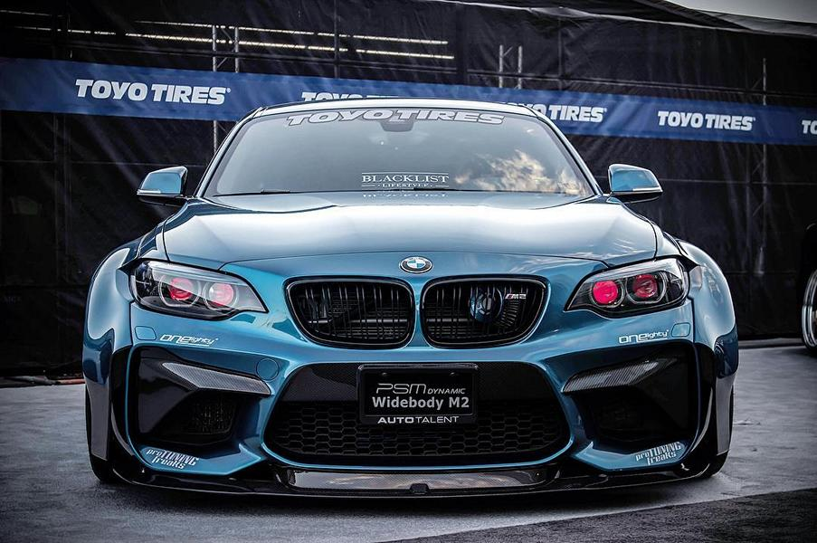 PSM Dynamic BMW M2 F87 Carbon Widebody Tuning 4 Jetzt doch PSM Dynamic BMW M2 F87 Carbon Widebody