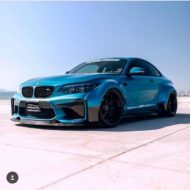 PSM Dynamic BMW M2 F87 Carbon Widebody Tuning 5 190x190 Jetzt doch PSM Dynamic BMW M2 F87 Carbon Widebody