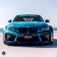PSM Dynamic BMW M2 F87 Carbon Widebody Tuning 6 190x190 Jetzt doch PSM Dynamic BMW M2 F87 Carbon Widebody
