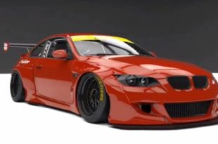 Pandem Widebody BMW E92 M3 Coupe Concept 6 310x205 Vorschau: Pandem Widebody BMW E92 M3 Coupe Concept