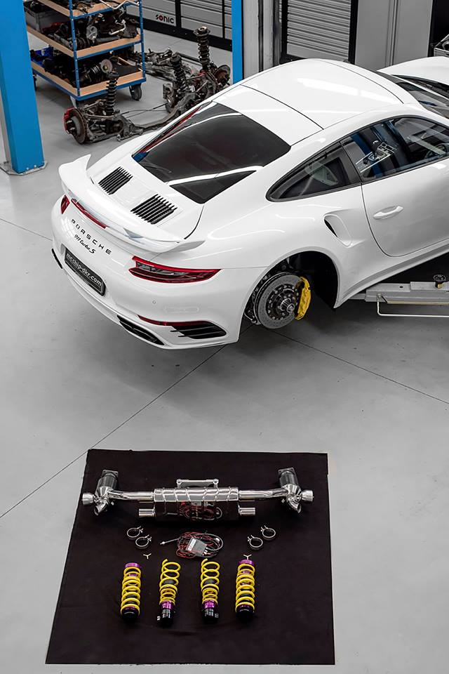 Porsche 911 991.2 Turbo S Chiptuning Mcchip DKR 4 Heftig   Porsche 911 (991.2) Turbo S mit 672 PS by Mcchip
