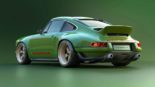 Porsche 964 911 Singer Vehicle Design 2017 Tuning 1 155x87 Perfektion   500 PS Porsche 964 von Singer Vehicle Design's
