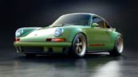Porsche 964 911 Singer Vehicle Design 2017 Tuning 14 155x87 Perfektion   500 PS Porsche 964 von Singer Vehicle Design's