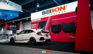 Seibon Carbon Parts Honda Civic Type R FK8 Tuning 2 190x110 Dezent   Seibon Carbon Parts am neuen Honda Civic Type R