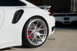 Strasse Wheels SM5R Felgen Porsche 911 Turbo 1005 Tuning 155x103 Strasse Wheels SM5R Felgen am Porsche 911 Turbo (991)