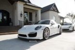 Strasse Wheels SM5R Felgen Porsche 911 Turbo 1008 Tuning 155x103 Strasse Wheels SM5R Felgen am Porsche 911 Turbo (991)