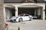 Strasse Wheels SM5R Felgen Porsche 911 Turbo 995 Tuning 155x103 Strasse Wheels SM5R Felgen am Porsche 911 Turbo (991)