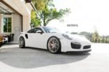Strasse Wheels SM5R Felgen Porsche 911 Turbo 997 Tuning 155x103 Strasse Wheels SM5R Felgen am Porsche 911 Turbo (991)