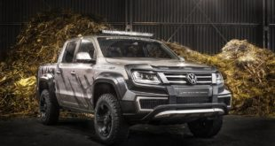 VW Amarok Amy Carlex Design Tuning 2017 1 310x165 Nissan Navara Navy Limited Edition   by Carlex Design