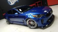 West Coast Customs Widebody Kia Stinger 2017 SEMA Tuning 2 190x107 West Coast Customs   Widebody Kia Stinger zur SEMA