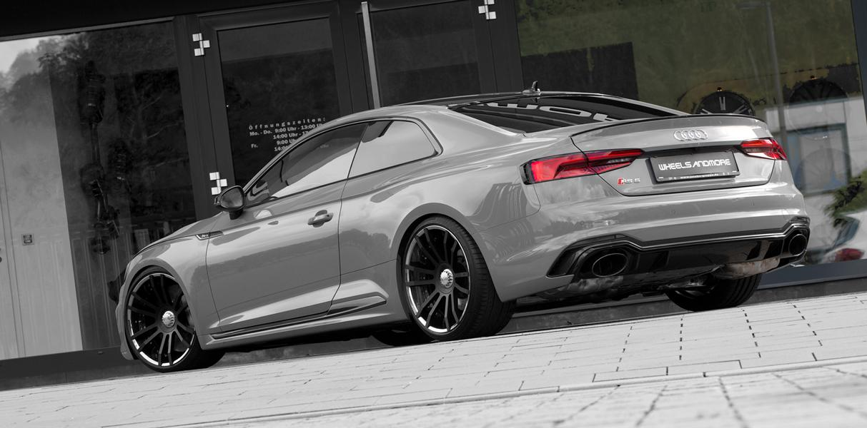 520 PS & 690Nm - Wheelsandmore tunes the new Audi RS5 B9