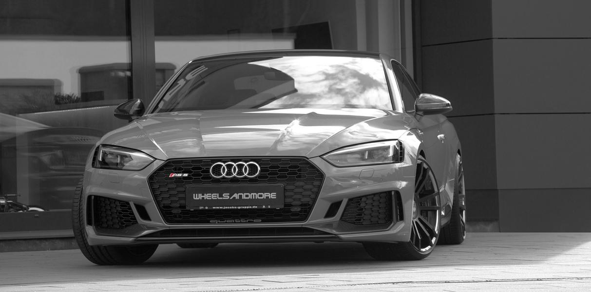 520 Ps Amp 690nm Wheelsandmore Tunes The New Audi Rs5 B9