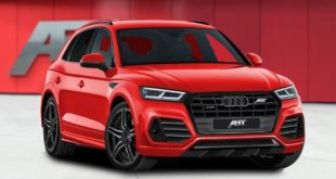 Widebody Audi SQ5 ABT Sportsline Tuning 2017 3 310x165 530 PS   ABTgrade am ABT Sportsline Audi RS4 Avant (B9)