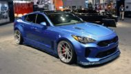 Widebody Kia Stinger SEMA 2017 Tuning 1 190x107 West Coast Customs   Widebody Kia Stinger zur SEMA