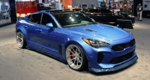 Widebody Kia Stinger SEMA 2017 Tuning 1 310x165 West Coast Customs   Widebody Kia Stinger zur SEMA