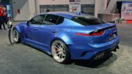 Widebody Kia Stinger SEMA 2017 Tuning 2 190x107 West Coast Customs   Widebody Kia Stinger zur SEMA