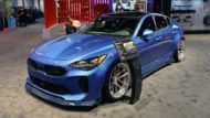 Widebody Kia Stinger SEMA 2017 Tuning 3 190x107 West Coast Customs   Widebody Kia Stinger zur SEMA