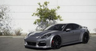 Widebody Porsche Panamera Techart Tuning Forgiato Wheels 1 310x165 RDBLA Mercedes C63s AMG mit PD65CC Widebody Kit