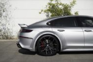 Widebody Porsche Panamera Techart Tuning Forgiato Wheels 11 190x127 Perfekt   Widebody Porsche Panamera auf 22 Zoll Felgen