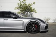 Widebody Porsche Panamera Techart Tuning Forgiato Wheels 2 190x127 Perfekt   Widebody Porsche Panamera auf 22 Zoll Felgen