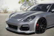 Widebody Porsche Panamera Techart Tuning Forgiato Wheels 3 190x127 Perfekt   Widebody Porsche Panamera auf 22 Zoll Felgen