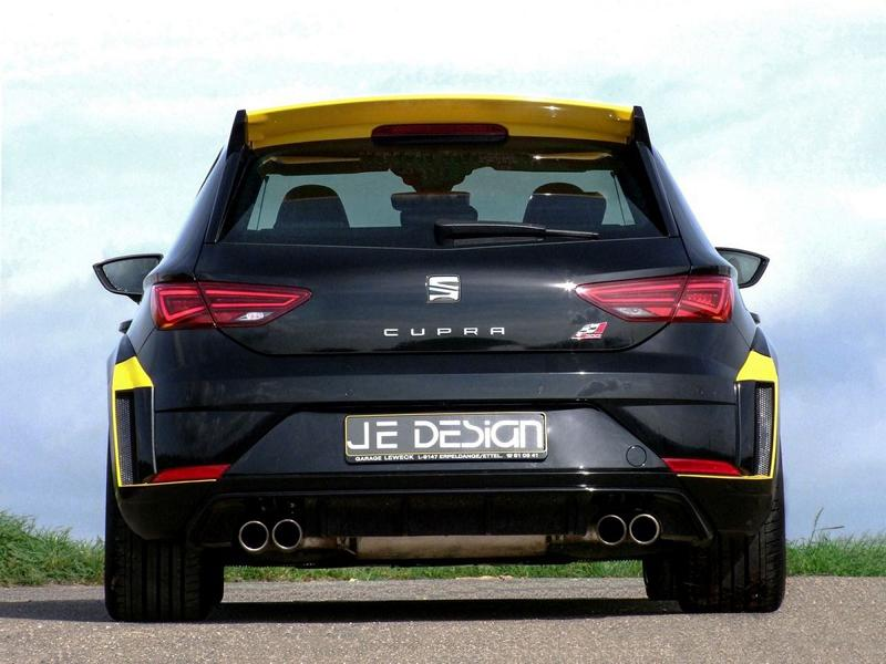 Widebody Seat Leon Cupra 300 Tuning JE Design Facelift 1 Facelift   Widebody Seat Leon Cupra 300 von JE Design