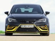 Widebody Seat Leon Cupra 300 Tuning JE Design Facelift 2 190x143 Facelift   Widebody Seat Leon Cupra 300 von JE Design