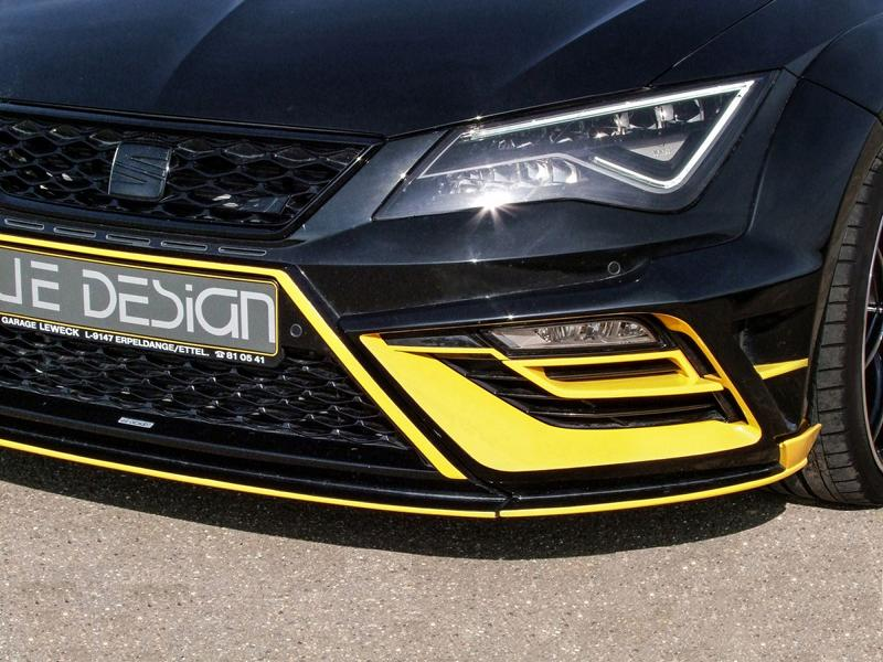 Widebody Seat Leon Cupra 300 Tuning JE Design Facelift 4 Facelift   Widebody Seat Leon Cupra 300 von JE Design